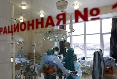 Военно-морской клинический госпиталь Черноморского флота в Севастополе